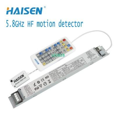 LED Driver plus Motion sensor plu