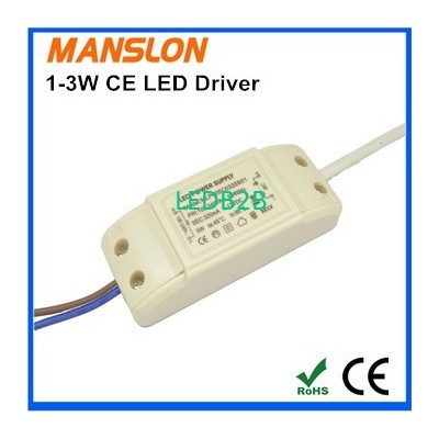 Hot sale 1W 3W constant current 3