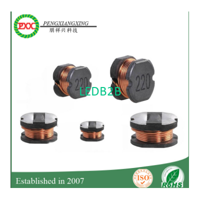 Charging inductor CD75 patch indu