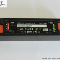 no flicker single output 60w switching power supply led driver