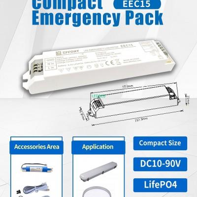 ENEC Emergency battery pack EEC15
