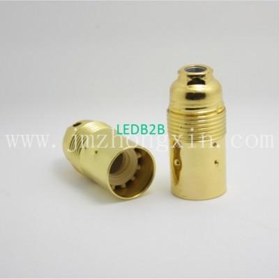 ENEC E14-HM smooth metal lamp hol