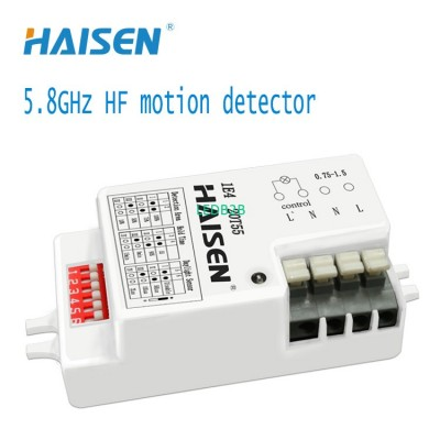 HD401S 6 On or off control HF moi