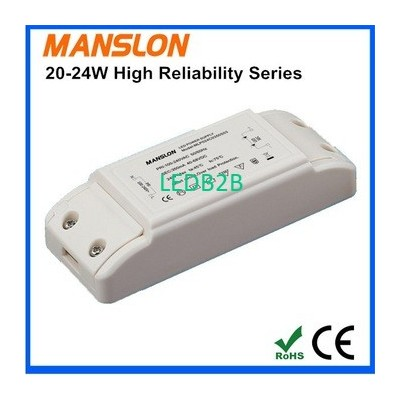 constant current 20W 24W LED powe