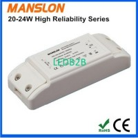 constant current 20W 24W LED power driver module 500mA 700mA