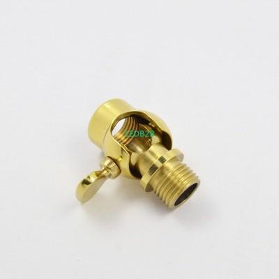 Brass Swivel joint for lighting s