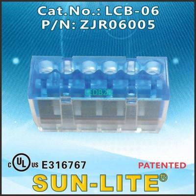 WIRE CONNECTORS LCB SERIES LCB-06