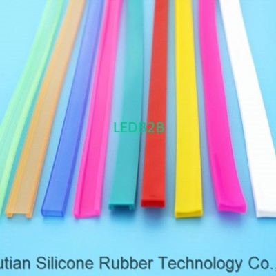 Flexible Silicone Tube for LED st