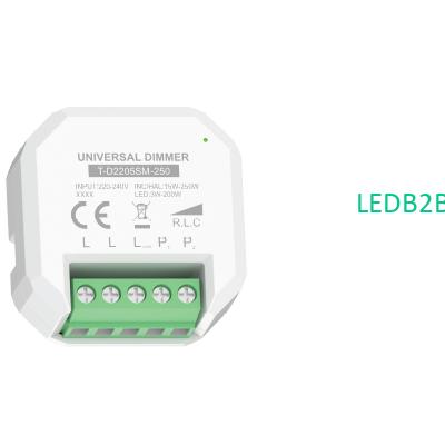 Smart Push Button Dimmer D2205SM1