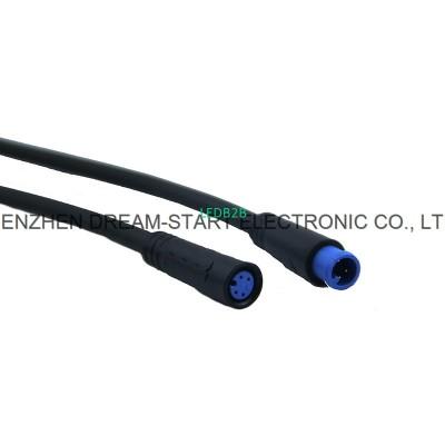 IP67 2 Pin extension Waterproof C