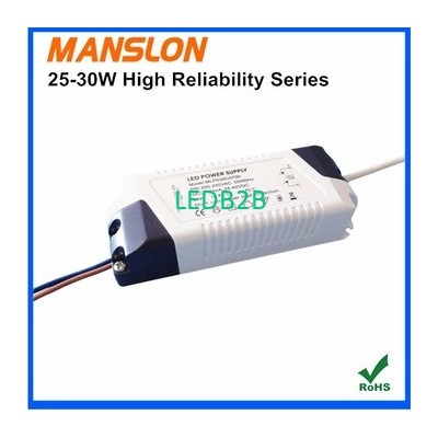 constant current 700mA 800mA 25W