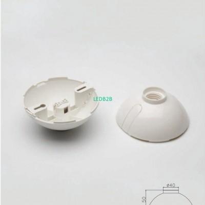 E27-WS5 plastic base lampholder