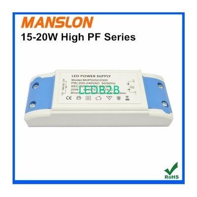 High power factor 15W 20W constan