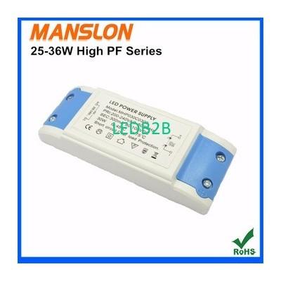 High power factor 25W 30W 35W con