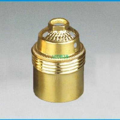 E27 lamp holder metal