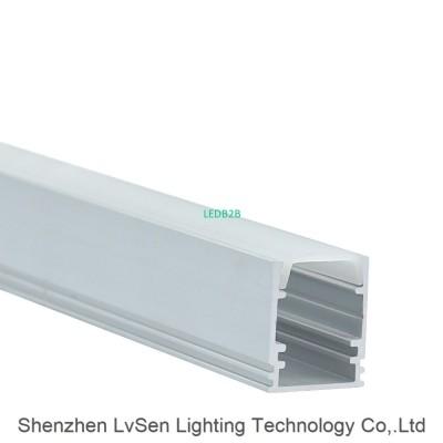 LS-011 6063 Aluminum LED Profile