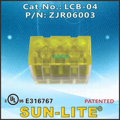 WIRE CONNECTORS LCB SERIES LCB-04