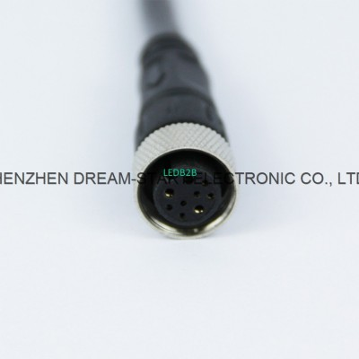 3P IP68 cable Waterproof Connecto
