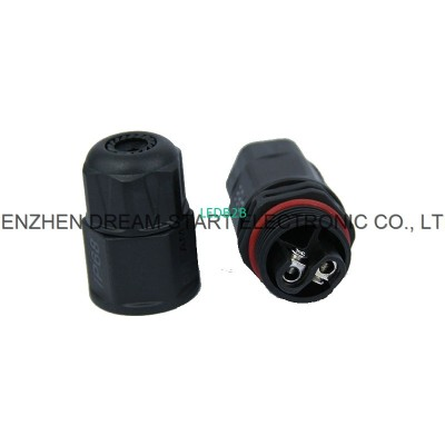 m12 conector 5 pin male connector