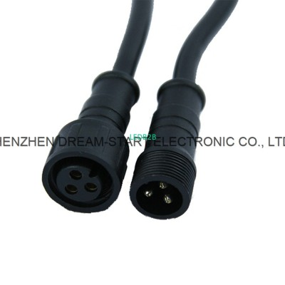 male female 2 to 4pin electrical