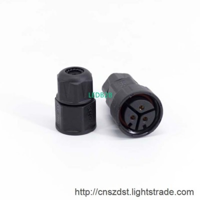 3 Pin Electric System Cable Male