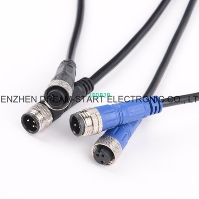 china manufacturer 2pin ip68 unde