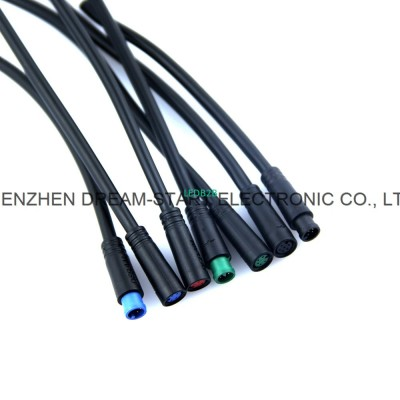 ip68 4pin battery power connector