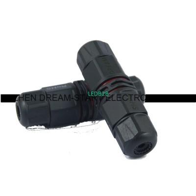 12v 2pin Waterproof Connector Ele