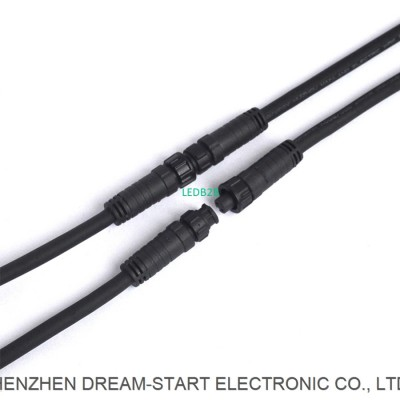 connector 2 3 4 5 6 7 9pin IP67 w