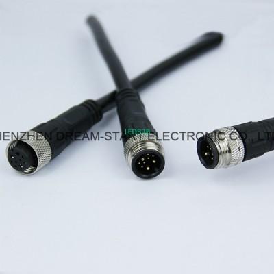 2 3 4 Pin M15 Electrical Waterpro