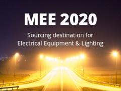 MEE 2020-Sourcing destination for Electrical Equipment&Lighting