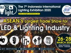 INALIGHT 2020-ASEAN's lagest Trade Show for LED&Lighting Industry