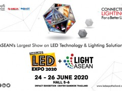 LED Expo Thailand + Light ASEAN 2020