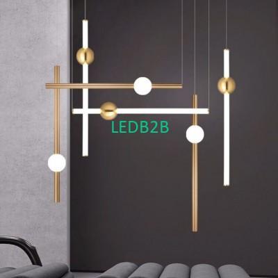 Glow Sticks pendant lamp