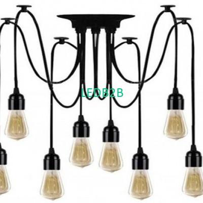 Spider Lamp Fixture Chandeliers c
