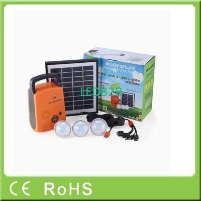 4W 9V lithium portable lighting s