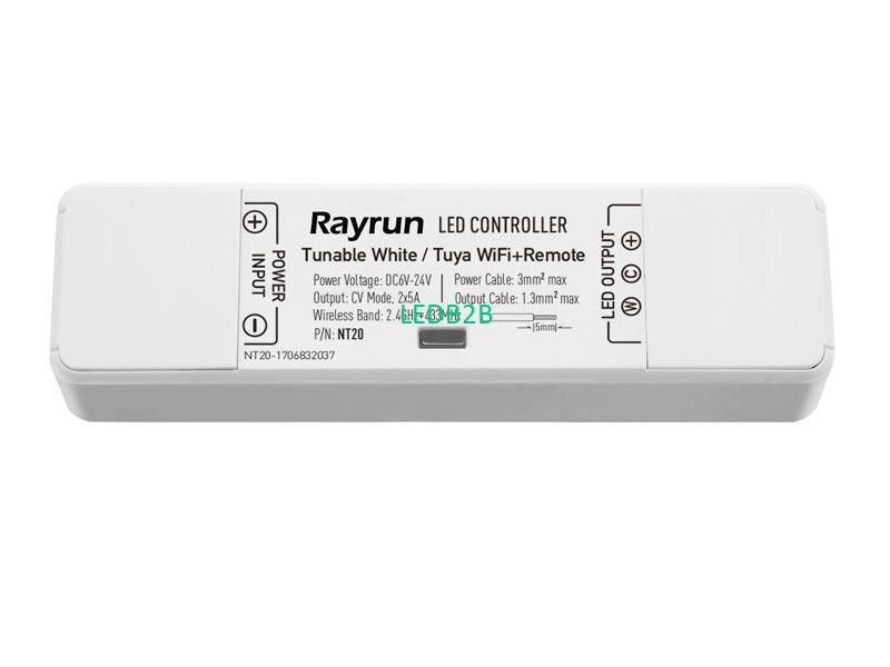 Rayrun website