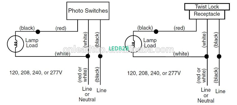LED Streetlight Electro<i></i>nic Photo Co<i></i>ntrol UL Approved Photocell Sensor ANSI Lighting Co<i></i>ntrol Photoco<i></i>ntrol Photoelectric Switch