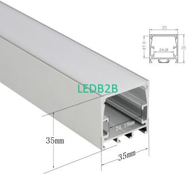 Aluminum LED Profile Flexible LED