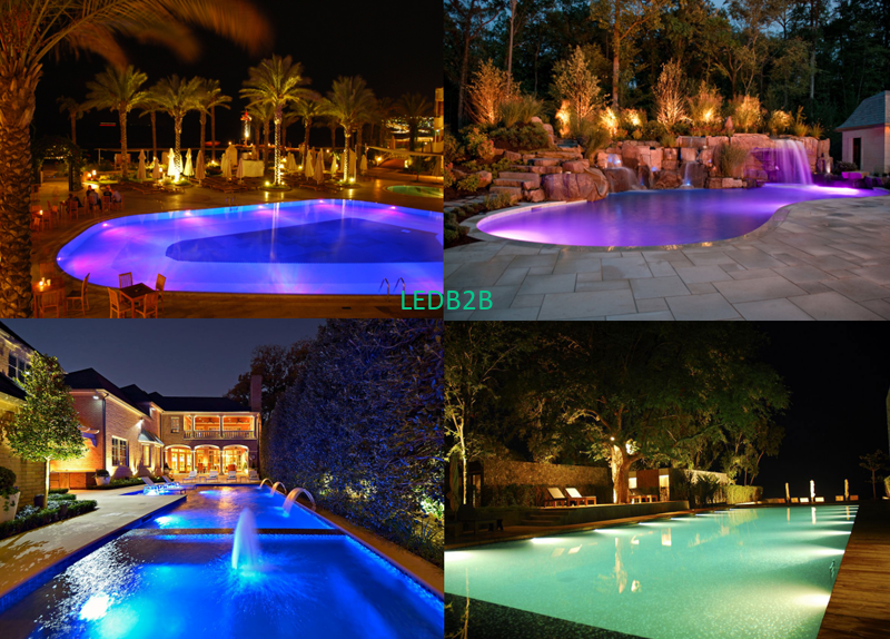 Choose the right light for your pool